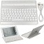 Ultrathin Bluetooth 3.0 Wireless Keyboard Mobile Dock for iPad 3 & 2