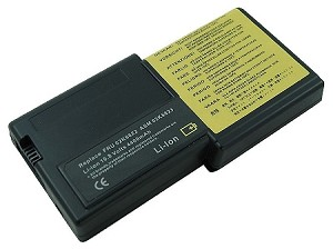 New Battery for IBM Thinkpad R31 2656-M2U 4400mah 6 Cell Laptop