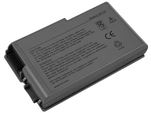 New Battery for Dell G2053A00 5200mah 6 Cell SILVER GREY Laptop