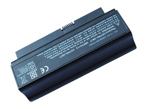New Battery for HP Hz04 5200mah 8 Cell Black Laptop