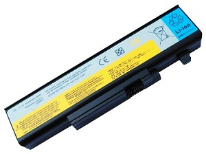 New Battery for Lenovo IdeaPad Y450 5200mah 6 Cell Black Laptop