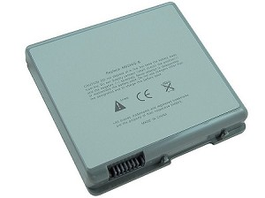 New Battery for Apple Powerbook G4 15Inch M7952J/A 5200mah 8 Cell SILVER Laptop