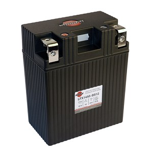 Lithium Iron Motorcycle Battery for 2013 Benelli 650 Tornado U.T.