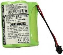 New Handheld Barcode Battery For Uniden Bc120Xlt 800mah