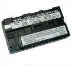 New Handheld Barcode Battery For Battery Nikon Vn-720 2200Mah