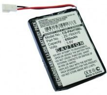 New Handheld Barcode Battery For Panasonic Handheld Ze-79Uncy 800Mah