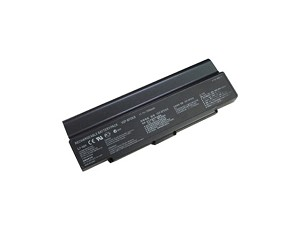 New Battery for Sony Vaio PCG-5J2L 7200mah 9 Cell Laptop