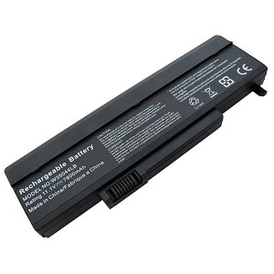 New Battery for Gateway W3501 7200mah 9 Cell Laptop