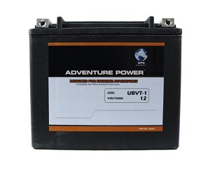 Battery for 2007 Harley-Davidson FXDWG Dyna Wide Glide
