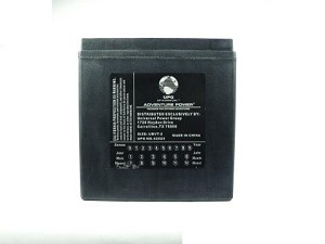 Battery for Interstate FAYIX30L