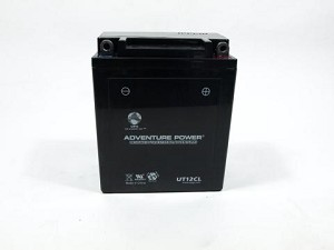 Battery for Yuasa YB12AL-A
