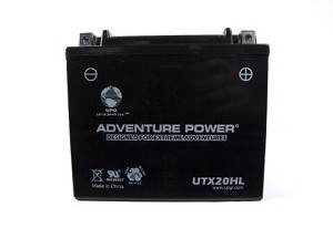 ATV Battery for 2009 Can-Am Outlander Max 500 EFI XT 2X9B 4x4 Sealed