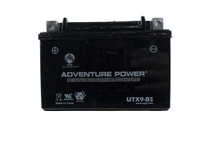 ATV Battery for Suzuki LT-Z250 QuadSport for 2005