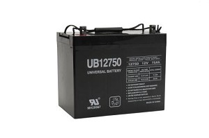 Battery for Massey-Ferguson MF-60 1981-78