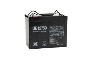 Battery for 12v 75ah Group 24 Telecom - 72ah NorthStar NSB 75