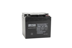 Battery for 12v 50ah Wheelchair - 38ah Kung Long WP38-12