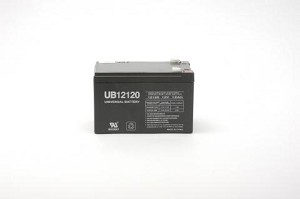 Battery for 12v 12ah Fire Alarm - 12.7ah Simplex Grinnell 112-133