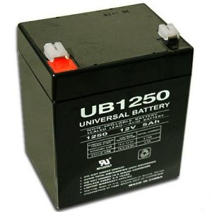 Battery for APC Smart-UPS 1500 SUM1500RMXL2U UPS